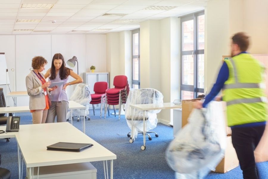 Move management for companies of all sizes